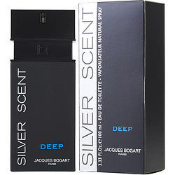 Silver Scent Deep By Jacques Bogart Edt Spray 3.3 Oz