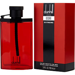 Desire Extreme By Alfred Dunhill Edt Spray 3.4 Oz
