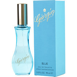 Giorgio Blue By Giorgio Beverly Hills Edt Spray 3 Oz (new Packaging)