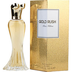 Paris Hilton Gold Rush By Paris Hilton Eau De Parfum Spray 3.4 Oz