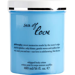 Sea Of Love Whipped Body Cream --480ml-16oz
