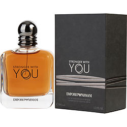 Emporio Armani Stronger With You By Giorgio Armani Edt Spray 3.4 Oz