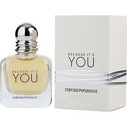 Emporio Armani Because It's You By Giorgio Armani Eau De Parfum Spray 1.7 Oz