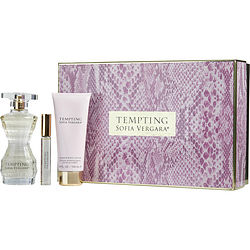 Sofia Vergara Gift Set Tempting By Sofia Vergara By Sofia Vergara
