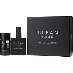 Dlish Gift Set Clean Black Leather By Dlish