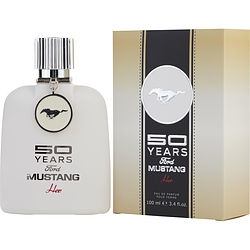 Mustang 50 Years By Estee Lauder Eau De Parfum Spray 3.4 Oz (limited Edition)