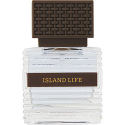Tommy Bahama Island Life By Tommy Bahama Eau De Cologne Spray 0.5 Oz (unboxed)