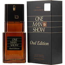 One Man Show By Jacques Bogart Edt Spray 3.3 Oz (oud Edition)