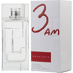 Sean John 3 Am By Sean John Aftershave 3.4 Oz