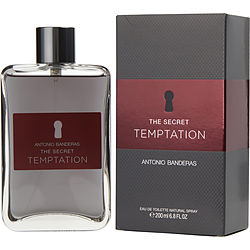 The Secret Temptation By Antonio Banderas Edt Spray 6.8 Oz