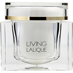 Living Lalique By Lalique Body Cream 6.7 Oz