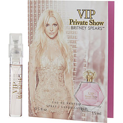 Vip Private Show Britney Spears By Britney Spears Eau De Parfum Spray Vial On Card