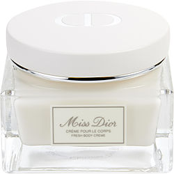 Miss Dior (cherie) By Christian Dior Body Cream 5 Oz