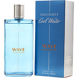 Cool Water Wave By Davidoff Edt Spray 6.7 Oz