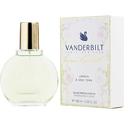 Gloria Vanderbilt Jardin A New York By Gloria Vanderbilt Eau De Parfum Fraiche Spray 3.3 Oz