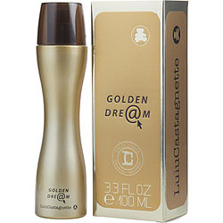 Lulu Castagnette Golden Dre@m By Lulu Castagnette Edt Spray 3.3 Oz