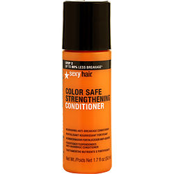Strong Sexy Hair Color Safe Strengthening Anti-breakage Conditioner 1.7 Oz