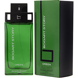 Bogart Story Green By Jacques Bogart Edt Spray 3.3 Oz
