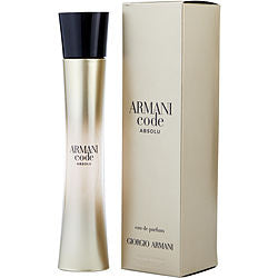 Armani Code Absolu By Giorgio Armani Eau De Parfum Spray 2.5 Oz