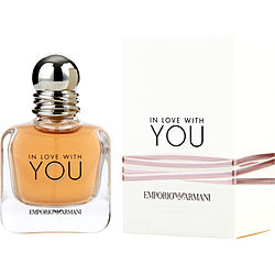 Emporio Armani In Love With You By Giorgio Armani Eau De Parfum Spray 1.7 Oz
