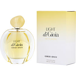 Light Di Gioia By Giorgio Armani Eau De Parfum Spray 3.4 Oz