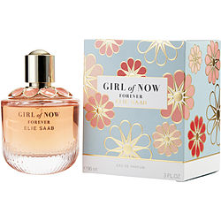 Elie Saab Girl Of Now Forever By Elie Saab Eau De Parfum Spray 3 Oz
