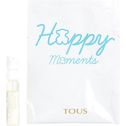 Tous Happy Moments By Tous Edt Spray Vial On Card