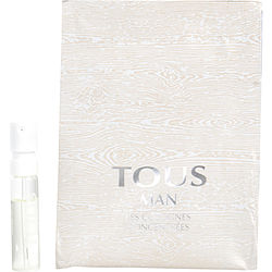 Tous Man Les Colognes By Tous Concentrate Edt Spray Vial On Card