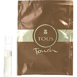 Tous Touch By Tous Edt Spray Vial On Card