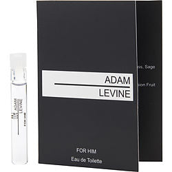 Adam Levine By Adam Levine Edt Vial On Card