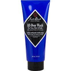 All Over Wash For Face, Hair & Body--295ml-10oz