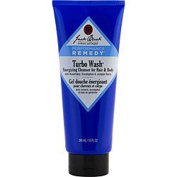 Turbo Wash Energizing Cleanser For Hair & Body--295ml-10oz