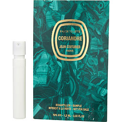 Coriandre By Jean Couturier Edt Spray Vial On Card
