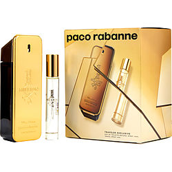 Paco Rabanne Gift Set Paco Rabanne 1 Million By Paco Rabanne