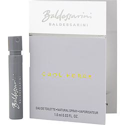 Baldessarini Cool Force By Baldessarini Edt Spray Vial On Card