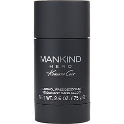 Kenneth Cole Mankind Hero By Kenneth Cole Deodorant Stick Alcohol Free 2.5 Oz