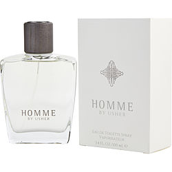 Usher Homme By Usher Edt Spray 3.4 Oz