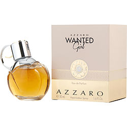 Azzaro Wanted Girl By Azzaro Eau De Parfum Spray 1.6 Oz