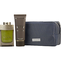 Bvlgari Gift Set Bvlgari Man Wood Essence By Bvlgari