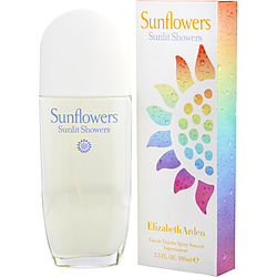 Sunflowers Sunlit Showers By Elizabeth Arden Edt Spray 3.3 Oz
