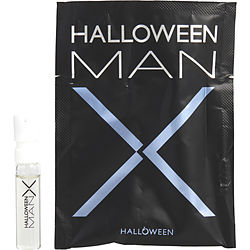 Halloween Man X By Jesus Del Pozo Edt Vial On Card