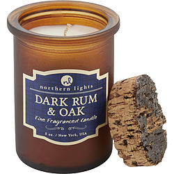 Dark Rum & Oak Scented By