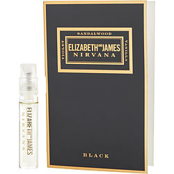 Nirvana Black By Elizabeth And James Eau De Parfum Spray Vial On Card