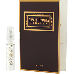 Nirvana Rose By Elizabeth And James Eau De Parfum Spray Vial On Card