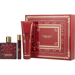 Gianni Versace Gift Set Versace Eros Flame By Gianni Versace