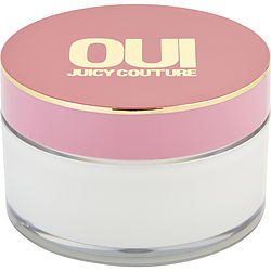 Juicy Couture Oui By Juicy Couture Body Cream 6.7 Oz