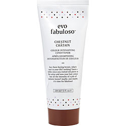 Fabuloso Chestnut Chatain Colour Boosting Treatment 7.5 Oz