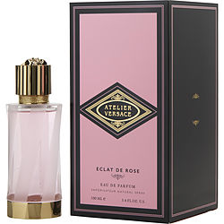 Versace Atelier Eclat De Rose By Gianni Versace Eau De Parfum Spray 3.4 Oz