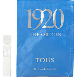 Tous 1920 The Origin By Tous Edt Spray Vial On Card
