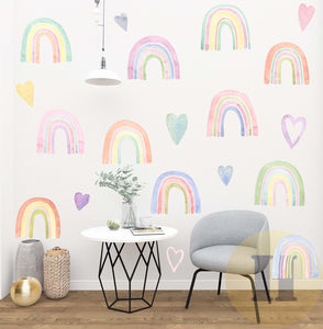 Fabric Wall Decals, all things vinyl and more, Spring Farm NSW business.